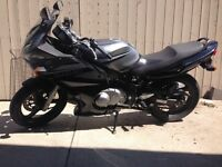 2007 Suzuki GS 500 sports/ touring