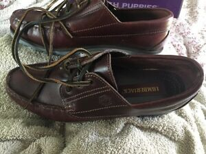 Italian Leather Boat Shoes (womens)  London Ontario image 2