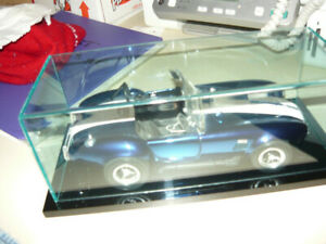 1965 Blue Shelby Cobra 427 S/C Display set for sale or swap