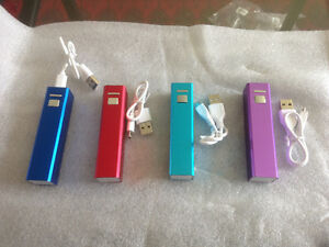 Brand new portable charger 2600 mAh