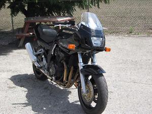 1996 suzuki 1200 s bandit low km. mint