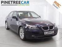 2009 BMW 5 SERIES 2.0 520d SE Business Edition 4dr Auto