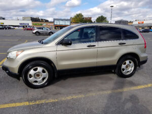 Honda CRV AWD 2007 - NAV+CAMÈRA -  EXCELLENTE CONDITION!!!