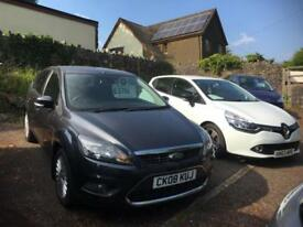 FORD FOCUS 1.6 ( 100ps ) 2008 TITANIUM FORD F.S.H (SOLD)