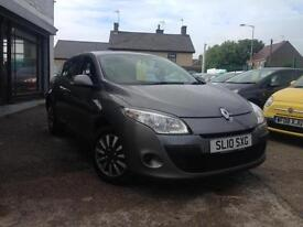 2010(10)Renault Megane 1.6 Ext *Cambelt Change on purchase* (Finance Available)