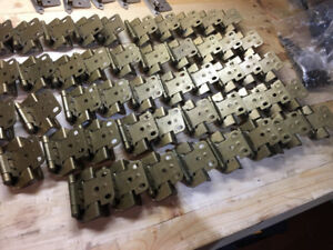 Lee valley wrap overlay hinges