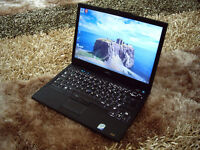 "Poss2Deliver - Dell Latitude Laptop 13.1"" Widescreen - Intel Core2Duo 4.4Ghz - Wifi- Internet Ready"