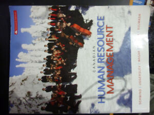 Eleventh Edition Canadian Human Resource  Management book