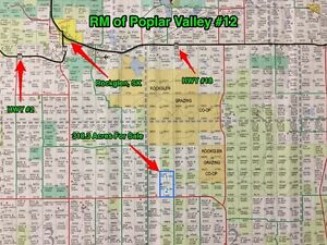 SCOUT LAKE FEED LOT RM OF WILLOW BUNCH #42 FOR SALE Regina Regina Area image 3