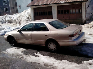 1998 Toyota Camry LE Other