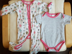 6-9 month baby clothing set