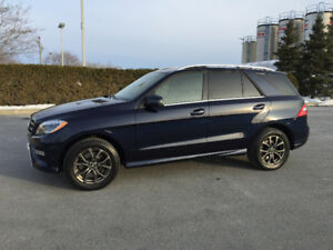 2015 Mercedes-Benz M-Class ML 350 BlueTEC VUS