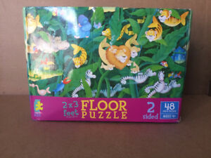 Educational toys + puzzles