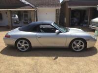 1999 V PORSCHE 911 MK 996 3.4 1D