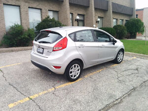 2011 Ford Fiesta Hatchback Cold A/C,  Bluetooth and aux audio