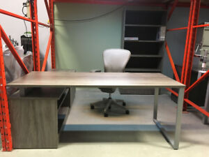 Office Desks - IOF - Benching - Office Furniture
