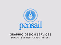 LOGO, BUSINESS CARDS, FLYERS - GRAPHIC DESIGN SERVICES