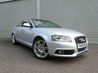 GOOD AND BAD CREDIT CAR FINANCE AVAILABLE AUDI A3 2.0 TFSI S LINE 2009