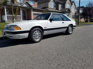 1990 Ford Mustang LX 5.0 25th Anniversary