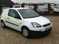 Ford Fiesta 1.4TDCi ( 68PS ) VAN 2007