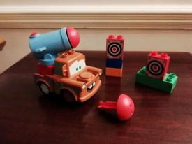 Lego Duplo ( 5817) Disney cars agent Mater 2_5 yrs
