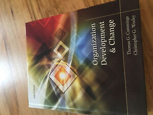 Organizational Development Textbook for Red River College
