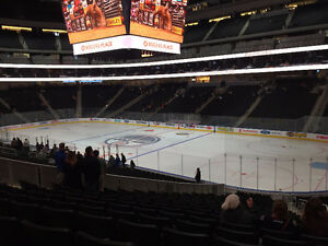 Edmonton Oilers Tickets All Home Games - Lower Bowl, Great Seats