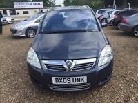 2009 Vauxhall Zafira 1.9 CDTi Breeze Plus 5dr
