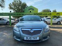 2010 Vauxhall Insignia 2.0 SRI CDTI 5d 157 BHP Auto Estate Diesel Automatic