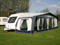 Bradcot Awning,Annex and inner tent