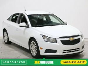 2011 Chevrolet Cruze Eco w/1SA MANUELLE MAGS A/C GR ELECT CRUISE