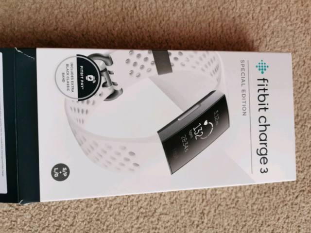 Fitbit charge 3 special edition | in Burgess Hill, West Sussex | Gumtree