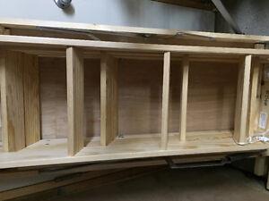 Échelle de grenier pliable- attic foldable staircase