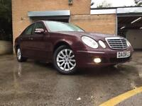 2008 08 MERCEDES-BENZ E CLASS 3.0 E280 CDI ELEGANCE 4D AUTO FULL LEATHER HEATED