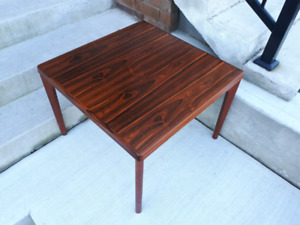 Rosewood tables