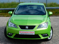 Seat Ibiza 1.4 16v ( 85ps ) SportCoupe 2014MY Toca