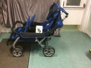 Brand new never used Four seat Toddler/Infant stoller