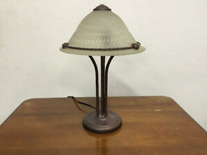 Cast Desk Lamp
