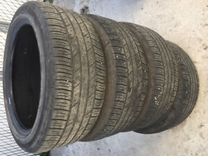 USED SETS SUMMER TIRES FOR SALE