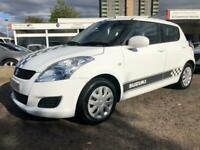 2012 Suzuki Swift SZ2 Hatchback Petrol Manual