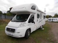 Swift Sundance 630L 6 Berth 6 Traveling Seats