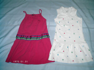 Girls NAUTICA Summer Clothes size 8