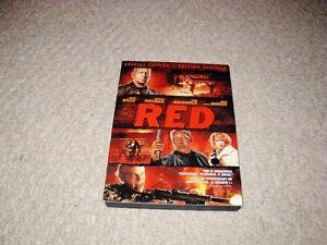 RED/LAST VEGAS DVDS SET FOR SALE!