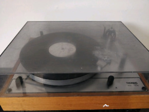 Thorens TD-166 record player