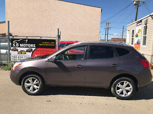 2009 NISSAN ROUGE AWD WITH HEATED SEATS ONLY 157000 KMS