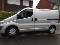 Minionz transport . Van and driver for hire