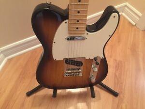 Fender American Standard Telecaster 2010 (Erable Sunburst
