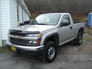 2008 Chevrolet Colorado Pickup Truck 4x4