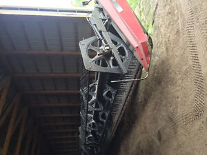 Combine Straight Cut Header