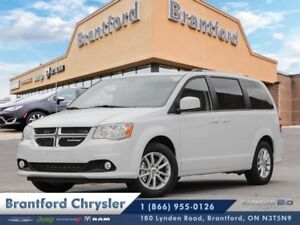 2018 Dodge Grand Caravan SXT Premium Plus  - Navigation - $230.4